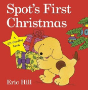 Spot's First Christmas [Board book]