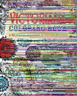 Victoriana Coloring Book: A Delightful Selection of Vintage Patterns (Arcturus Coloring Books)