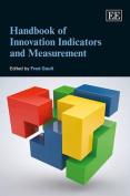 Handbook of Innovation Indicators and Measurement
