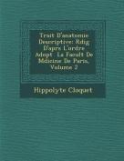 Trait D'Anatomie Descriptive [FRE]