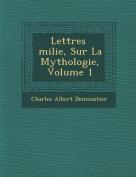 Lettres Milie, Sur La Mythologie, Volume 1 [FRE]