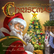 Twas the Night Before Christmas [Board Book]