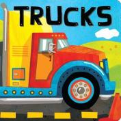 Trucks [Board Book]