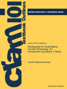 Studyguide for Quantitative Human Physiology
