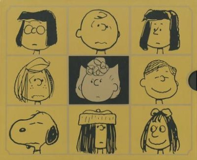 The Complete Peanuts 1987-1990 Gift Box Set (Complete Peanuts)