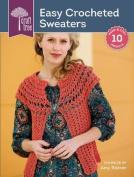 Craft Tree Easy Crochet Sweaters