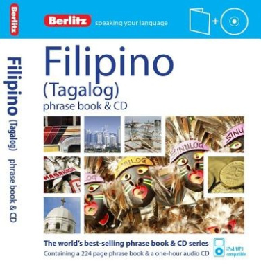 Berlitz Language: Filipino Phrase Book & CD (Berlitz Phrase Book & CD)