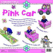 Convertible My Car / Pink Jeep (Convertibles) [Board book]