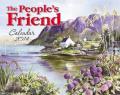 The People's Friend Calendar 2014