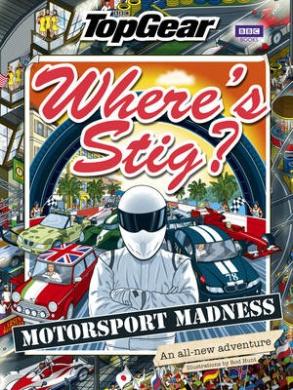 Where's Stig?: Motorsport Madness