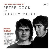 The Comic Genius of Peter Cook and Dudley Moore [Audio]