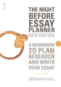 The Night Before Essay Planner