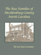 The Rea Families of Mecklenburg County North Carolina