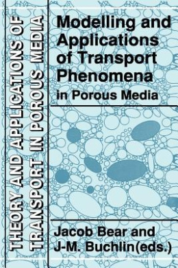 Modelling and Applications of Transport Phenomena in Porous Media (Theory and Applications of Transport in Porous Media)