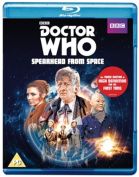 Doctor Who - Spearhead From Space [Blu-ray]