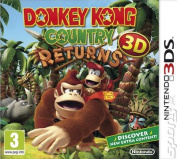 Donkey Kong Country Returns [Region 2]