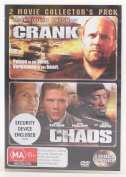 2 Movie Collector's Pack - Crank / Chaos