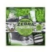 Sassafras Zebra Cupcakes Kit