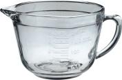 DEXAM Anchor Hocking Batter Bowl, 2.0 Litre Tempered Glass
