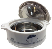 Cello Chef Deluxe Hot-Pot Insulated Casserole Food Warmer/Cooler, 1.2-Litre