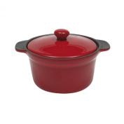 Maxwell and Williams Microstoven Red 1/1.9l Round Mini Casserole