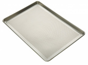 Focus Foodservice Commercial Bakeware 16-Gauge Aluminium Perforated Bottom-Sheet Pan, Full Size