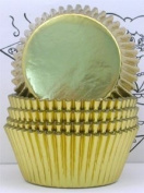 Goldas Kitchen Baking Cups - Foil - Gold