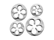 NY Cake Blossom Rose XX-Large Petal Cutter, Set of 3