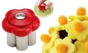 MSC International Jo!e Decorative Cutter - Flower - Red