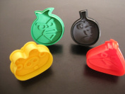 Angry Birds Cookie Cutter Stamp Mould Set