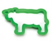 Party Animals Cow Sandwich Cutters Fun Novelty Gift