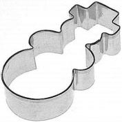 Snowman with Hat Cookie Cutter