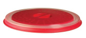 Tovolo Collapsible Microwave Cover, Red