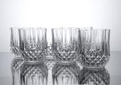 Cristal d´Arques, Longchamp Whisky tumbler 320ml, without filling mark, 6 Tumbler