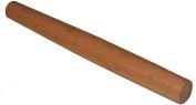 38.1cm Caramelised Bamboo Rolling Pin. #66-838