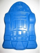 Star Wars R2-d2 Silicone Birthday Cake Pan Mould Tray