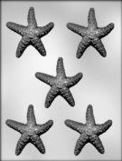 CK Products 7.6cm Starfish Chocolate Mould