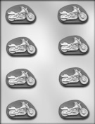 CK Products 5.1cm Motorcycle Chocolate Mould
