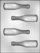 CK Products 11.7cm 3-D Champagne Bottle Chocolate Mould