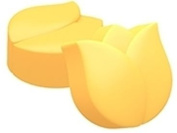 Tulip Sandwich Cookie Mould