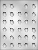 CHOC mould JELLY BEAN EGG 2.2cm . CH2011