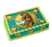 Scooby Doo Edible Cake Topper