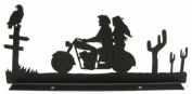 Motorcycle COUPLE Mailbox Topper
