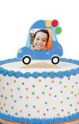 Wilton Wheels Photo Cake Topper