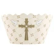 Bella Cupcake Couture Faith Cupcake Wrapper, Set of 12