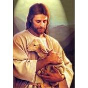 Jesus The Shepherd & Lamb ~ Edible Image Cake Topper!!!