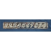 Windsor Script Numbers Clikstix Cutter