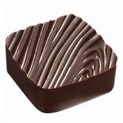 Textured Sheet for Chocolate Wood Grain. 40.6cm x 25.4cm each sheet. 5 per pack