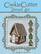 Gingerbread House Stencil Kit with Tin Cutters