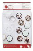 Martha Stewart Crafts Holiday-Cupcake and Cookie Stencils